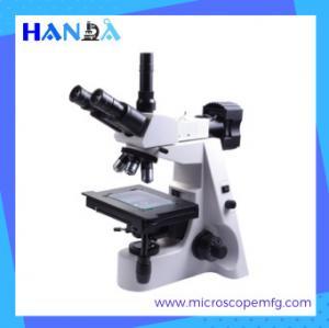 China HANDA 2019 upright metallurgical microscope binocular metallurgical microscope metallurgical microscope wholesale