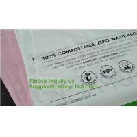 China Biobag Compostable Mailer 100% Biodegradable Postage Bags Mailing Courier Bags Biodegradable Poly Mailer/ Express Heavy on sale