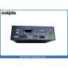 China Zero delay TDD COFDM transmitter Ethernet Transceiver UAV Wireless Video Link HDMI wholesale