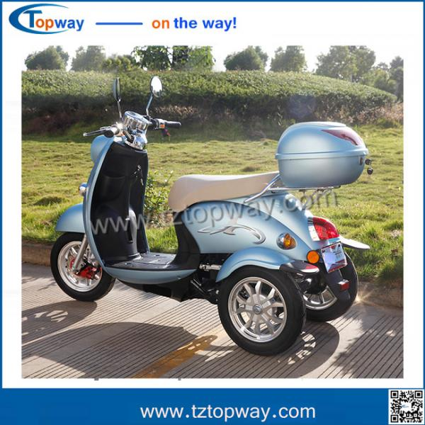 Handicap Mobility Scooter Images