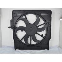 China OEM 17427598739 Race Car Cooling Fans , Auxiliary Electric Cooling Fan For Car Radiator wholesale