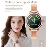 Color Screen Smart Watch Bracelet IP68 Waterproof Heart Rate Blood Pressure Monitor Smart Watches for Women
