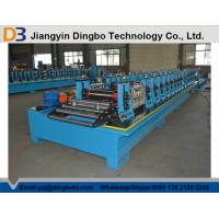 Buy cheap Photovoltaic Roll Forming Machinery , Metal Rolling Equipment Pass CE And ISO from wholesalers