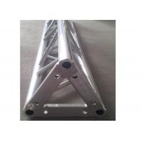 China Trade Show / Fair Aluminum Triangle Truss , Mobile Truss Lighting Stand wholesale