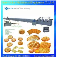 China Industry Hard and Soft Biscuit processing line price wholesale