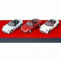 China Zinc-alloy Metal Diecast Model Cars with Static, Pull Back, Inertia and Wind-up Functions wholesale