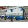 China Fast Cnc Hydraulic Press Brake Machine For Making Light Pole And High Mast wholesale