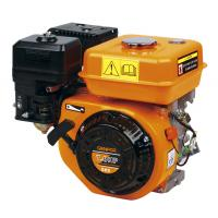 China 190FE 16HP Single Cylinder Petrol Engine , Small Petrol Engine Recoil Or Electric Starter wholesale