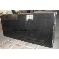 China Black galaxy,Galaxy star,India black granite kitchen countertops,Custom countertops on sale