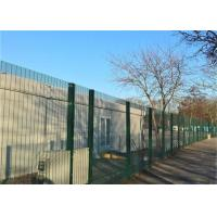 China Anti Climb and Anti Cut Fence Security Airport Prison Barbed Wire 358 Fence wholesale