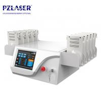 China Smooth Fatigue Diode Lipo Laser Slimming Machine Accelerate Body Metabolism wholesale
