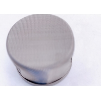 China 0.3mm Slot Stainless Steel Wire Mesh Filter , 60 Mesh Stainless Steel Screen ISO9001 wholesale