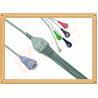 China Ventajas del cable 5 del cable AHA del conectorde la broche del Pin Ecg del NEC 16 compatibles para 3M12 wholesale