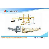 China Window Cleaning Rope Suspended Platform wholesale