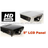 China Multimedia Portable projector led mini home theater projectors with HDMI VGA AV beamer wholesale