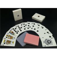 China Germany Black Core Casino Playing Cards Printed Personalised Deck of Playing Cards wholesale