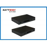 China Plug And Play 4 GE Ports EPON MDU ONU For Monitoring Service Support Port Isolation wholesale