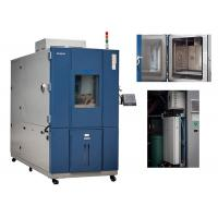 China Thermal Cycling Chamber Fan Overheat Anti - dry Rapid Rate With Fire Resistant Design on sale