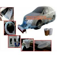 China Reusable seat cover car seats Steering wheel cover foil Disposable car carpet cover Disposable seat cover on a roll Wing wholesale