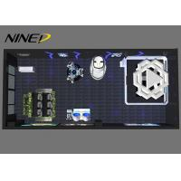 Buy cheap Large Comprehensive Virtual Reality Theme Park 9D Vr One Stop 1 Year Warranty from wholesalers