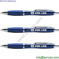 China Customized logo gift retractable metal ball pen metal pen wholesale metal ballpoint pen wholesale