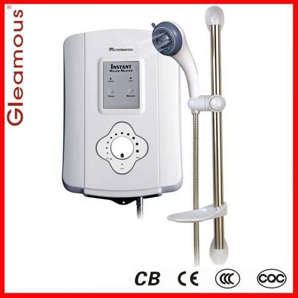 Electric Instant Shower Heater Images