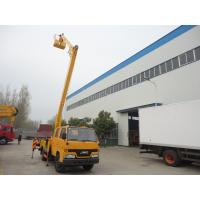 China 2019S new JMC brand doubl cabs 12-14m high altitude operation truck, hot sale JMC 14m hydraulic overhead working truck wholesale