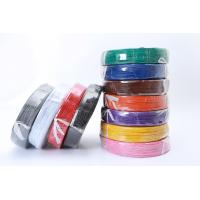 China UL2464 PVC Hook Up Wire Diameter 3.8mm To 6.5mm Aluminum Foil Shielded wholesale