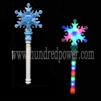 China Plastic Frozen Light Up Spinner Wand Birthday Party Favor  Oem Service wholesale
