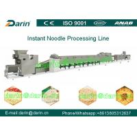 China Professional Automatic Commercial instant noodles manufacturing process line wholesale