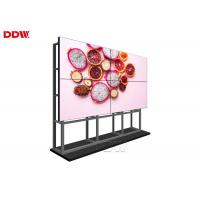 China Standalone Multiple TV Video Wall , Large Video Wall Displays Dynamic Image wholesale