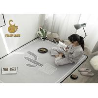 China Waterproof  washable area rugs backing anti slip underlay , kitchen floor mats wholesale