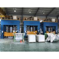 China SMC Water Tank 1200 Ton Hydraulic Press Machine , Auto Hydraulic Forming Press on sale