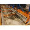 China Heavy Load Radio Shuttle Racking , Pallet Shuttle Racking Battery Powered wholesale