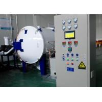 China Custom Tungsten Carbide Sintering Furnace PID Intelligent Program Control / Manual Control wholesale