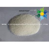 China Medicine Grade Oral Anabolic Steroids Weight Loss Oxandrolone Anavar CAS 53-39-4 wholesale