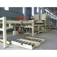 China 30000CBM Yearly 2440*1220mm Full Automatic MDF (HDF) Production Line wholesale