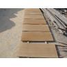 China Yellow Wood Vein Sandstone wholesale
