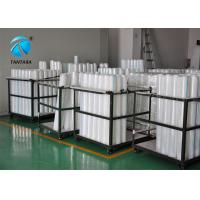 China Lldpe Stretch Plastic Film Rolls for Logistics / Industry Wrapping wholesale