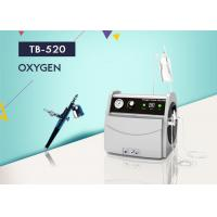 China Oxygen Jet Peel Facial Treatment Water Oxygen Machine With Almighty Oxygen Jet wholesale