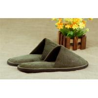 Buy cheap Five Star Hotel  Womens Terry Cloth Slippers Disposable Shower Slippers from wholesalers