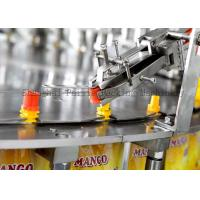 China Stainless Steel Water Pouch Filling Machine Liquid Filling Equipment wholesale