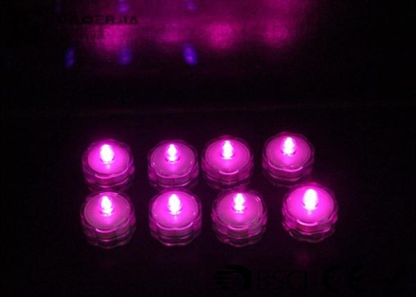 Quality LT-004 Electric Tea Light Candles , Flameless Tealight Candles With Timer for sale