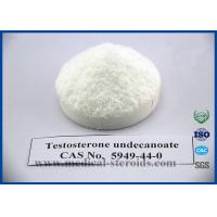 China Legal Testosterone Undecanoate Oral / injectble body building Steroids / Andriol CAS 5949-44-0 on sale