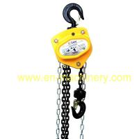 China Electric Chain Block Lifting Equipment and 1.5 Ton Chain Hoist Motor Electrical on sale
