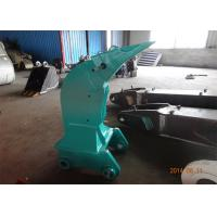 China D9 Excavator Kobelco SK260 Multi Ripper Bucket 100mm Thickness wholesale