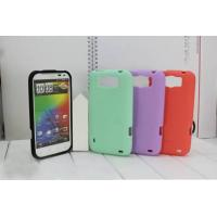 China silicon cover for HTC G21 protection case for X315E candy fragrance color cover wholesale