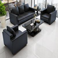 China Custom Office Furniture Partitions / Leather Office Sofa Set For Hotel Lobby wholesale