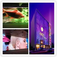 China Custom outdoor p5 advertising led display screen SMD2727 high Refresh Rate on sale