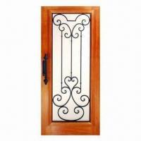 China Iron Window Grill, Used for Wood or Iron Door, Easy-to-assemble, Customized Sizes are Welcome on sale